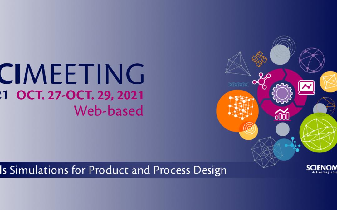 SciMeeting Web-based – October 2021